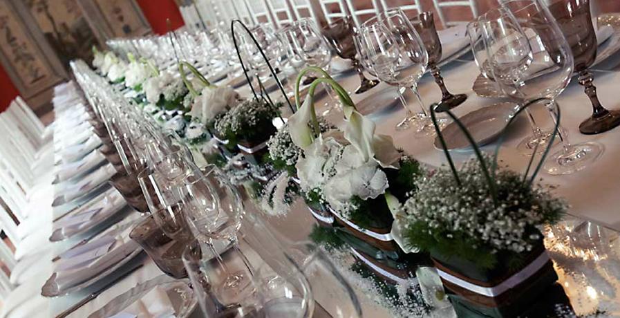 eventi diner table